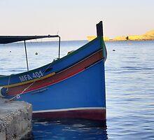 Malta Boat  by ladyzaza