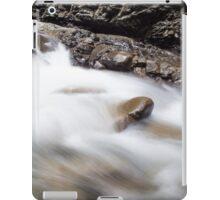 Ueble Schlucht Austria VI B&W iPad Case/Skin