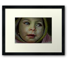 Son of a Rom Framed Print