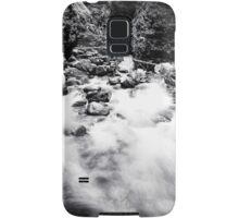 Ueble Schlucht Austria IV B&W Samsung Galaxy Case/Skin