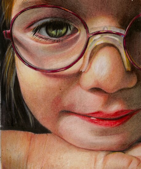 Glasses by Brian Scott