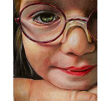 Glasses Photographic Print