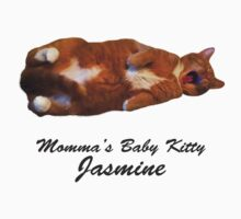 Momma's Baby Kitty Jasmine by darkrain326