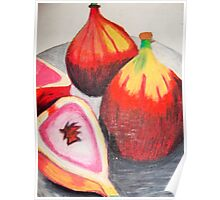 Passionfruit Still Life Poster