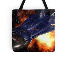 Mapping The Nebular Tote Bag