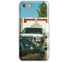 Yes, Alcohol Was a Factor iPhone Case/Skin