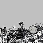 Radio Dump by Andrew Robinson