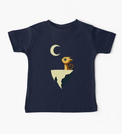 Moon Cat Baby Tee