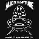 Alien Rapture  by Samuel Sheats