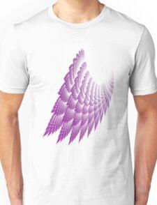 MAUVE LACE  Unisex T-Shirt