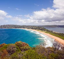 Palm Beach and Pittwater Sydney by martinberry