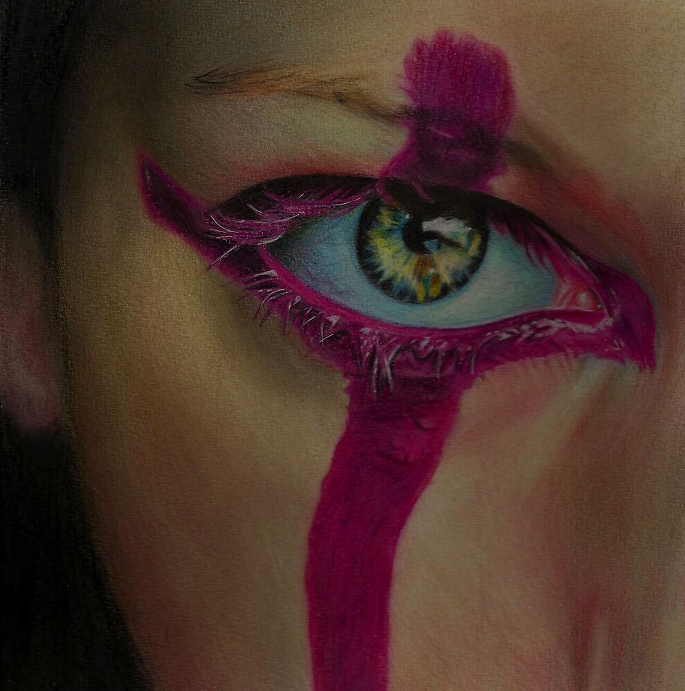 Make up by Brian Scott