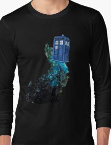 All of Time and Space v.2 Long Sleeve T-Shirt