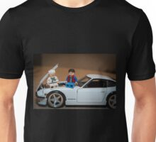 Doc and Marty on a Z Unisex T-Shirt