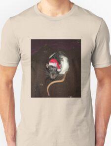 Christmas Dumbo rat Unisex T-Shirt