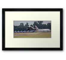 Mirage 2000 Take-Of Framed Print