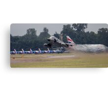 Mirage 2000 Take-Of Canvas Print
