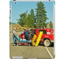Yes, Alcohol Was a Factor (2) iPad Case/Skin