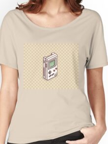 Game Boy T Women's Relaxed Fit T-Shirt