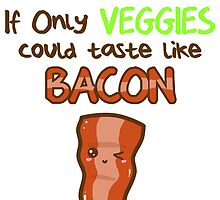 veggie bacon by BerryBlossoms