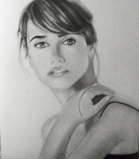 penelope cruz by jetoneS