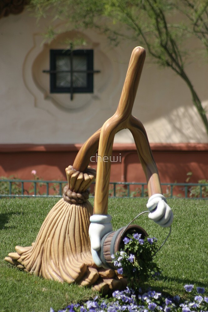 Fantasia Broom by chewi