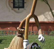 WDW Hollywood Studios Fantasia Broom by chewi