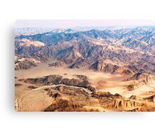 google desert Canvas Print