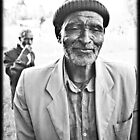 old man from ethiopia by fabioberetta