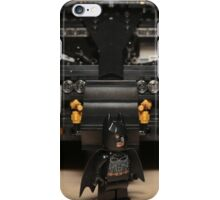 Batman waits iPhone Case/Skin