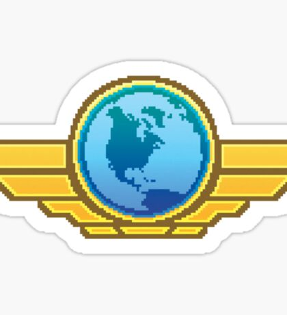 CSGO Pixel Series | Global Elite Mini Sticker