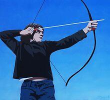 Archer by saintdakota