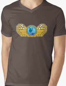 CSGO Pixel Series | Global Elite Mens V-Neck T-Shirt
