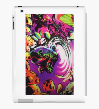 Dimensional bass iPad Case/Skin