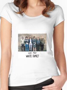 The Fat White Family Women's Fitted Scoop T-Shirt