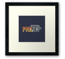 CSGO Pixel Series | Pro90 Framed Print