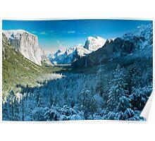 El Capitan, Yosemite National Park, California, USA Poster
