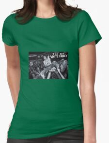Fat White Family Live Womens Fitted T-Shirt