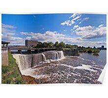 Rideau Falls - Ottawa, Canada Poster