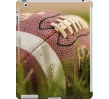 Just Do It - Football iPad Case/Skin