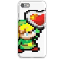 You got a heart container! iPhone Case/Skin