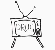 Television the drug of the nation by Apteryx