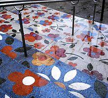 Flowers for a rainy day by Stephanie Owen