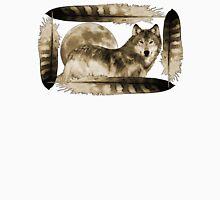 Wolf II - by Nelson Pawlak © 2015 Unisex T-Shirt