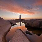 Peggy's Cove Rockpool by NovaScOcean