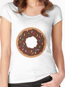 Doughnut! Women's Fitted Scoop T-Shirt