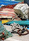 Different Knots - Puglia Italy by Debbie Pinard