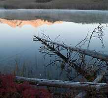 Sunrise at Redfish Lake, Idaho by Idahosd