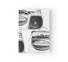Olden Days Playin' Tapes Hardcover Journal