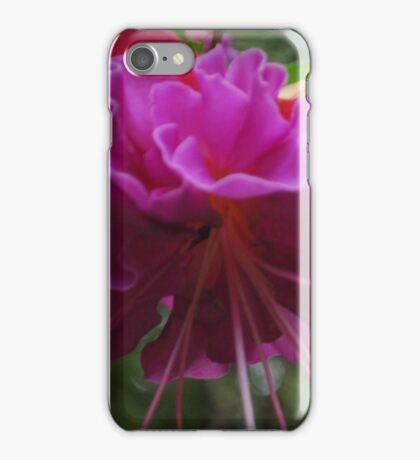 Blooming Pretty Purple Flower iPhone Case/Skin